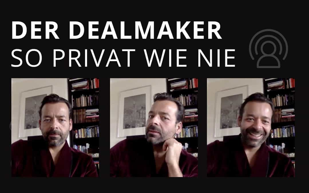 Der Dealmaker so privat wie nie – Interview mit Jack Nasher als Podcast